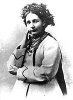 Кристина Алчевская (1882-1931)